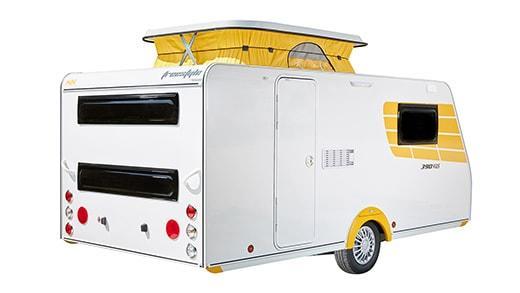 Silver Wohnwagen bei GFH Freizeitmobile in Mülheim Kärlich kaufen