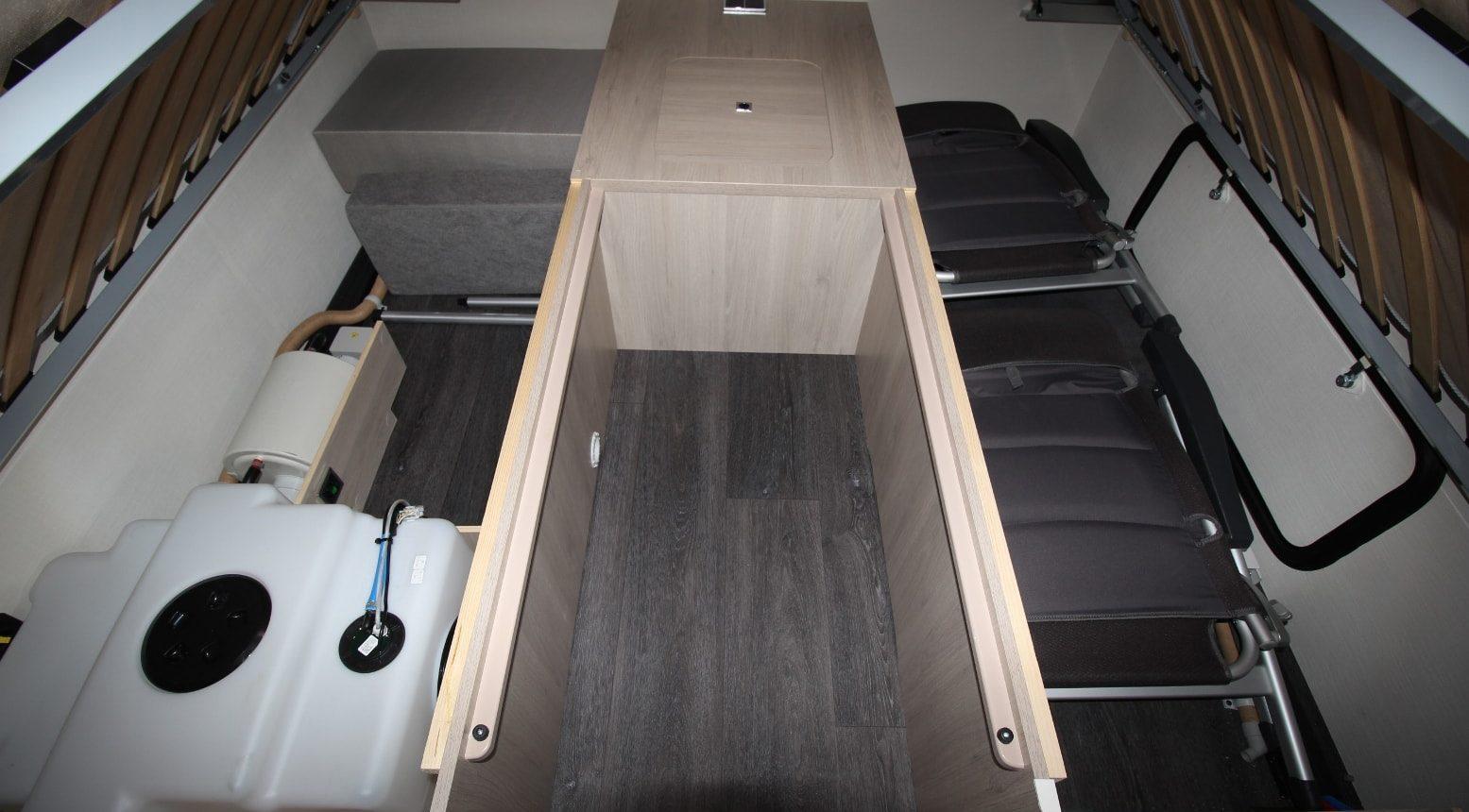 Sterckeman 450LJ Starlett Comfort 2020 – Innenansicht